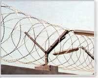спиральный барьер безопасности (егоза)